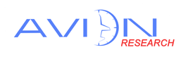 Avion Logo is showing